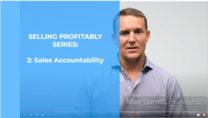 Sales Accountability