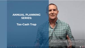 Tax-Cash Trap