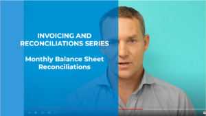 monthly balance sheet reconciliations